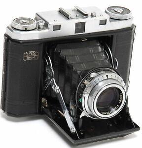 Zeiss Ikon Stuttgart Ikonta 524/16 folding camera w. Zeiss Opton Tessar 3,5/75m