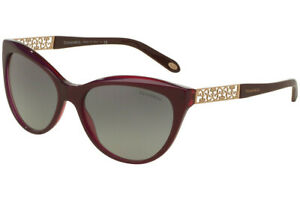 TIFFANY & CO .  sunglasses - TF4119 81733C - Pearl red plum - Womens