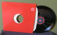 """Red Hot Chili Peppers """"Higher Ground"""" 12"""" OOP Promo Orig Jane's Addiction"""