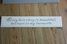 WOOD  SIGN HANGING,CHOICE OF 3 HEARTFELT SIGNS ,INSPIRATIONAL SHABBY CHIC