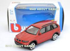 BMW X5 1:43 Diecast Metal Model Car Die Cast Models Cars Miniature