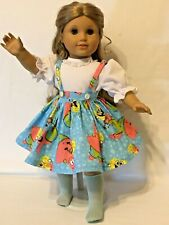 Hand made doll clothes fits 18'' American Girl dolls