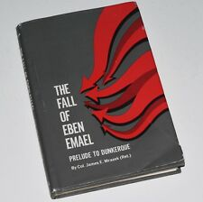THE FALL OF EBEN EMAEL - PRELUDE TO DUNKERQUE - JAMES MRAZEK 1970 H/B & D/J WW2