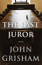 The Last Juror by John Grisham (2004, Hardcover)