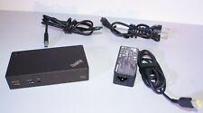 Lenovo ThinkPad Pro USB 3.0 Station d'Accueil 40A70045EU pour HP DELL ASUS
