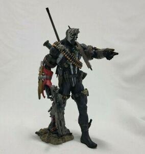 McFarlane Toys Spawn Regenerated COMMANDO SPAWN 2 Statue Action Figure 2005