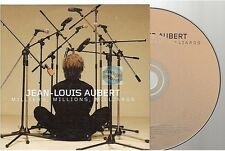 JEAN LOUIS AUBERT milliers millions milliards CD PROMO telephone