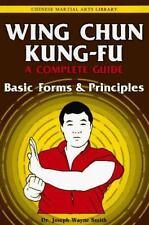 Wing Chun Kung-fu Volume 1: Basic Forms & Principles (Chinese Martial Arts Libra
