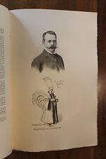 Henry Gerbault artiste Figures Contemporaines Mariani Biographie 1904 1/150 ex