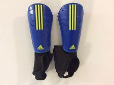 adidas Youth 11pro Single Strap Shinguard,Blue, Z57312, Ym (E61-Ag)