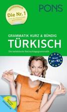 PONS Grammatik kurz und bündig Türkisch (2015, Taschenbuch)