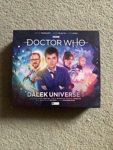 Doctor Who - Dalek Universe 1. Audio CD. Big Finish