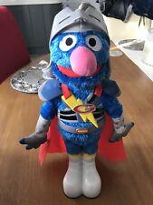 Sesame Street Elmo propias Super Grover hablando de vuelo electrinic Juguete por Hasbro
