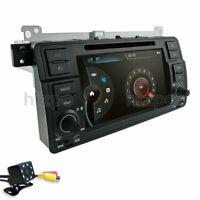 "7"" For BMW 3 Series E46 M3 318 320 325 330 Radio Car CD DVD Player GPS Head Unit"