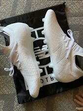New Balance Tekela 1.0 Pro Firm Ground Football Boots Trainers Shoes White Mens