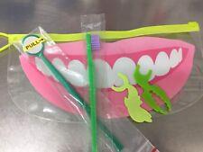 Children's Toothbrush Travel School Pack Kit