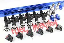 R33 Skyline GTS25T Top Feed Fuel Rail kit w/ 1000cc BOSCH Fuel Injectors