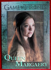 GAME OF THRONES - Season 6 - Card #37 - QUEEN MARGAERY - Rittenhouse 2017