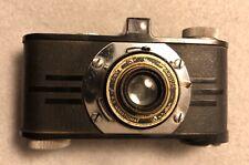 Vintage Targus Anastigmat Art Deco #30481 35mm Camera Depression Era