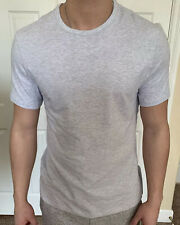 Lululemon Men's Size S 5 Year Basic T Gray Hcug Soft Core Crew Tech Nwt
