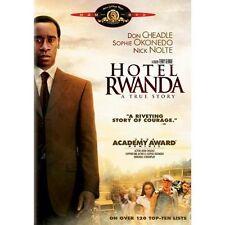 Hotel Rwanda Dvd Widescreen Dvd Don Cheadle Sophie Okonedo Nick Nolte 2004 Dvd