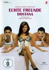 Dostana - Echte Freunde Bollywood DVD NEU + OVP!