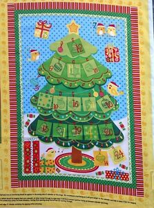 Print fabric(Cute Christmas)