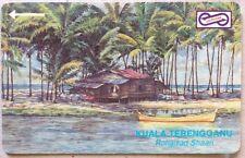 Malaysia Used Phone Cards - Kuala Terengganu