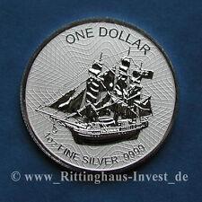 Silbermünze Cook Islands Bounty 2016 1 Unze 9999 Silber silver Unze 1Oz Oz