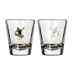 Pittsburgh Steelers 2oz. Throwback Game Day Shot Glass by Boelter Brands