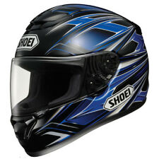 Shoei Qwest Diverge Street Motorcycle Helmet TC-2 Blue Black Small SM