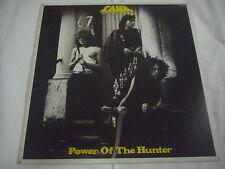 TANK-Power Of The Hunter JAPAN 1st.Press NWOBHM Iron Maiden Metallica Dammed