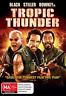 BlackStillerDowney Jr-Tropic Thunder DVD NEW