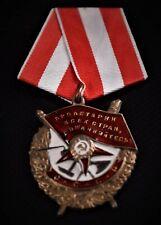 II WK UdSSR Russland Orden Rotbannerorden Russia Order