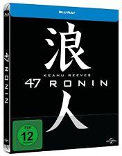 47 RONIN (Keanu Reeves) Blu-ray Disc, Steelbook NEU+OVP