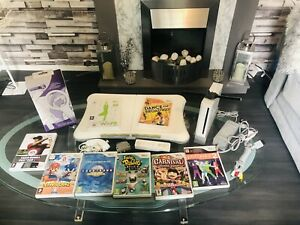 nintendo wii bundle, Wii Fit Board & More