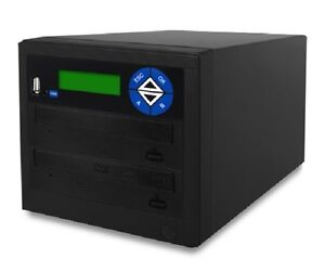 1-1 DVD/CD Copier Burner Duplicator USB Flash Memory Pen Drive to Disc Converter