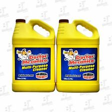Doctor Mecanico Multi-Purpose Cleaner 128 oz (2 Gallons) Original Scent