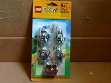 Lego 850888 Castle Kingdoms Blue Lion Knights Soldier Battle Pack Set Sealed HTF