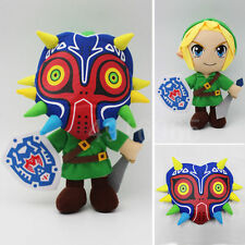 Game The Legend of Zelda Link Majora's Mask Stuffed Plush Toys Dolls Otaku Gifts