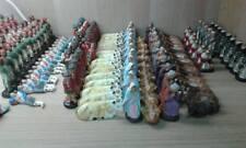 10 pastori 6 cm terracotta artigianali presepe crib shepherd gia art 07
