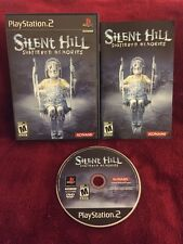 Silent Hill: Shattered Memories (Sony PlayStation 2, 2010) Excellent Condition!