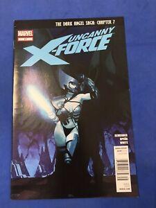 Uncanny X-Force #17 HTF Newsstand Rick Remender, Dark Angel Saga Marvel 2012