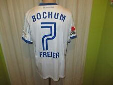 "Vfl bochum original saliente matchworn camiseta 2008/09 ""kik"" + nº 7 libre talla L"
