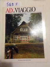 AD/in VIAGGIO - Supplemento a AD le più belle case del mondo -1993-G.Mondadori