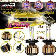 H4 9003 Hb2 Led Drl Headlight Kit Hi-Low 980W 147000Lm Car Bulbs Upgrade 8th Gen(Fits: Isuzu)