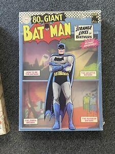 SDCC 2019 Mattel Exclusive: DC Super Heroes - 80 pg. GIANT BATMAN BOX ONLY