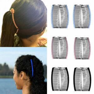 Retro New Combs 20 Hair Clip Gift Teeth Accessories Women's Multipurpose
