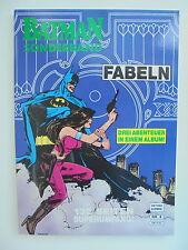 1x Comic - Batman Sonderband - Nr. 8 - Hethke Verlag - Z. 1-2