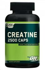 Treehousecollections: Optimum Nutrition Creatine 200 Capsules